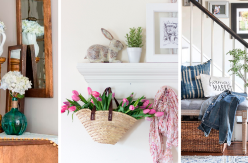 Весенний декор дома