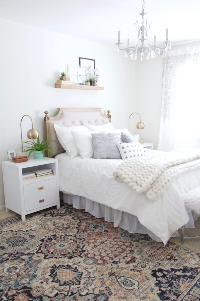Girls Bedroom Makeover with Birch Lane