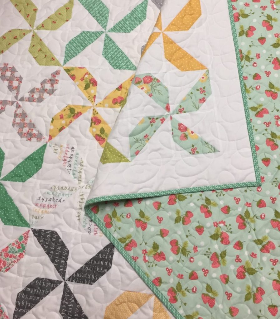 Going Dutch Quilt