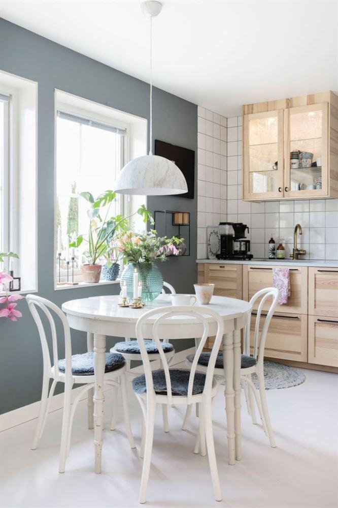 Ремонт дома в нейтральном скандинавском стиле