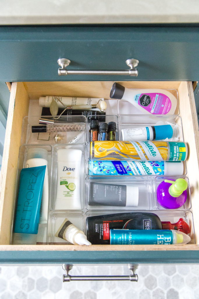 How to Organize a Bathroom Vanity in 6 Quick Steps