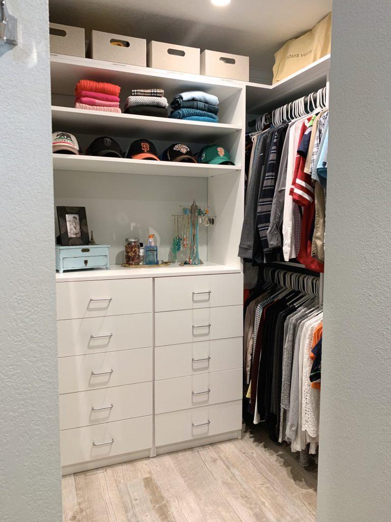 Организация гардероба