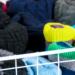 Организация-шарфов-по-методу-Конмари