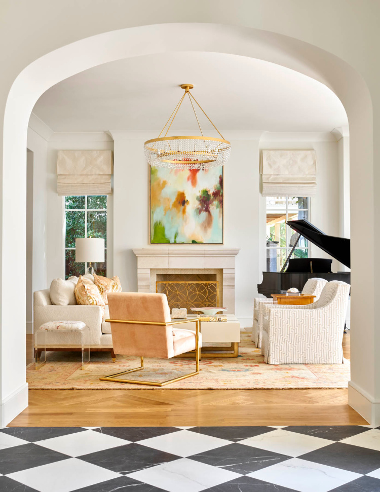 House Tour: Dallas Showstopper by Jenkins Interiors