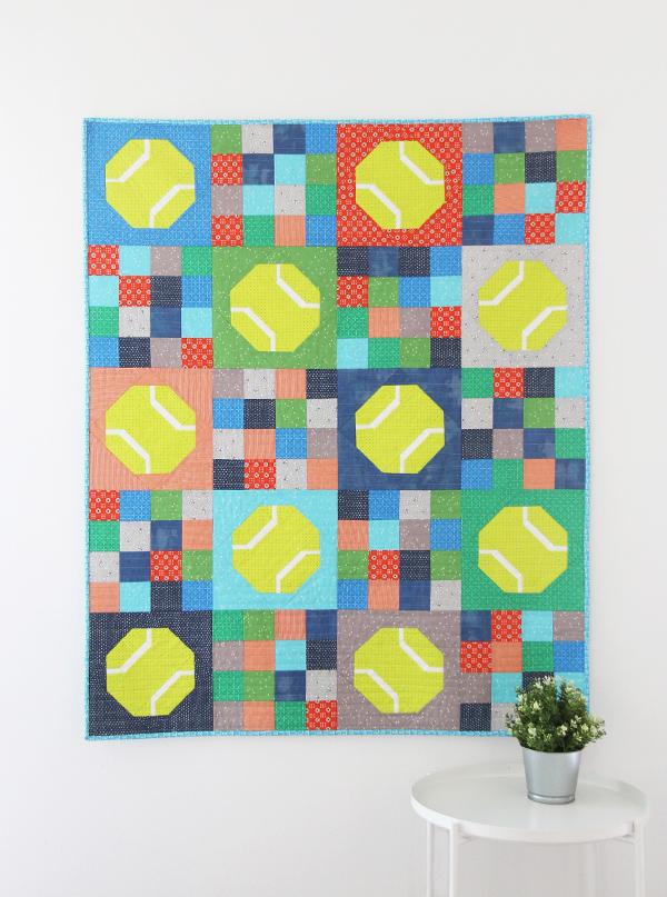 A Tennis Quilt