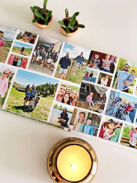 HOW TO ORGANIZE A FAMILY PHOTO ALBUM OR YEARBOOK