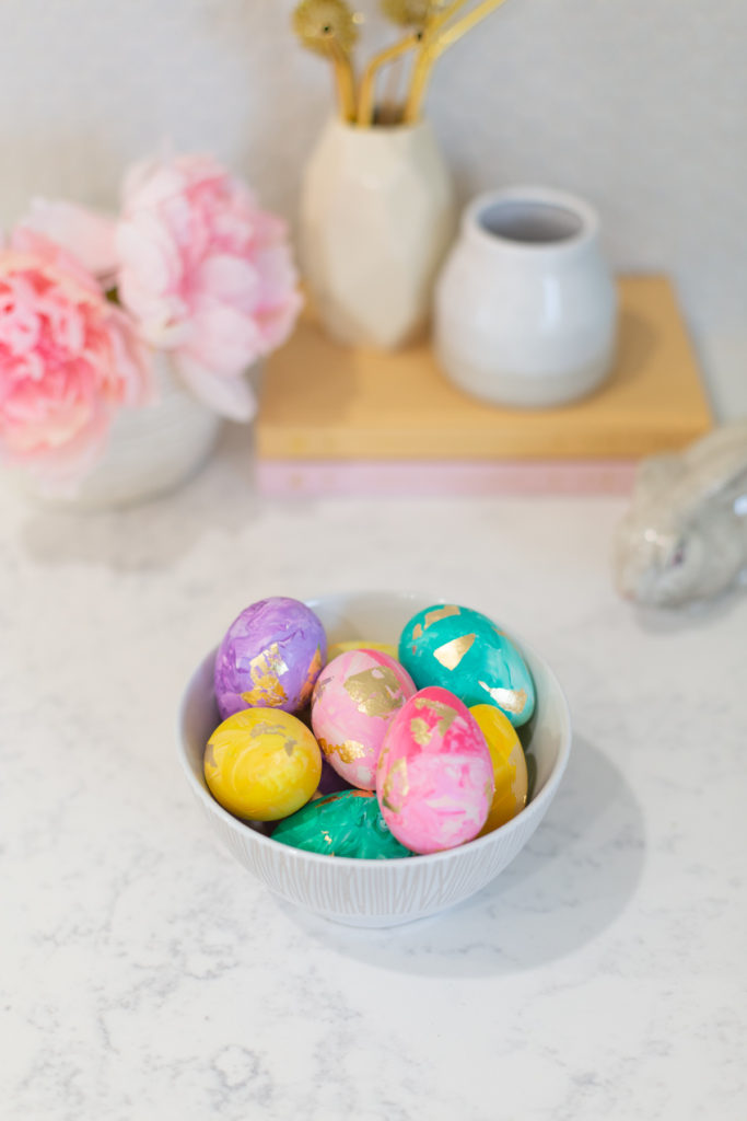 easy easter craft idea for kids + grownups