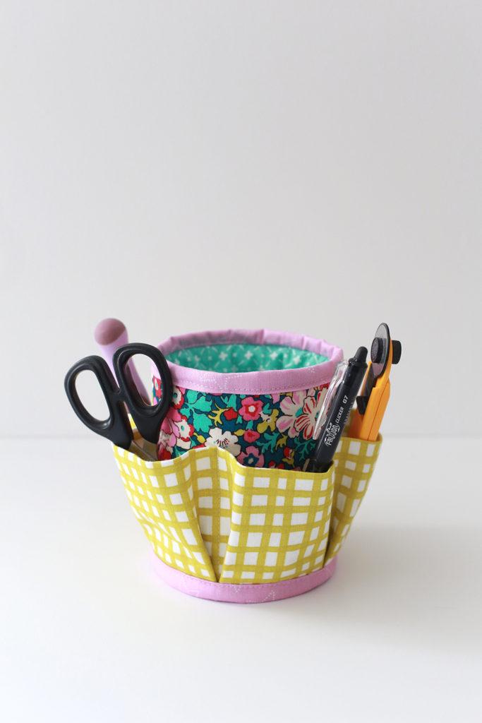 Mini Sewing Tool Organizers