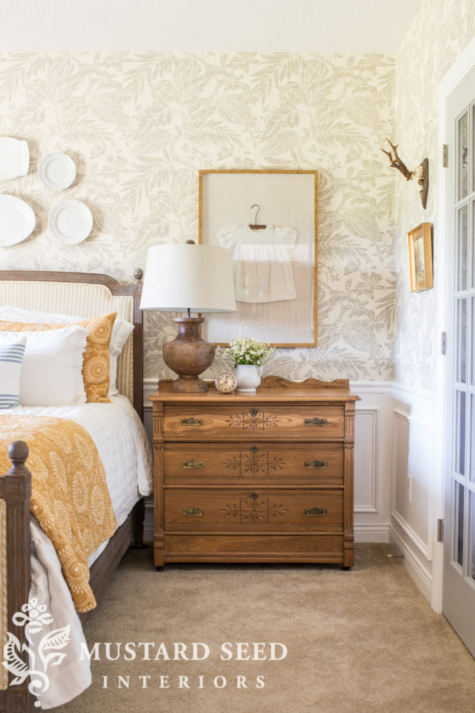 Guest Room Makeover Reveal