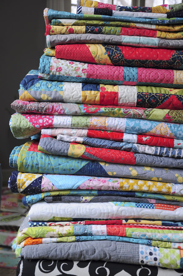 Sew Caffeinated Quilt