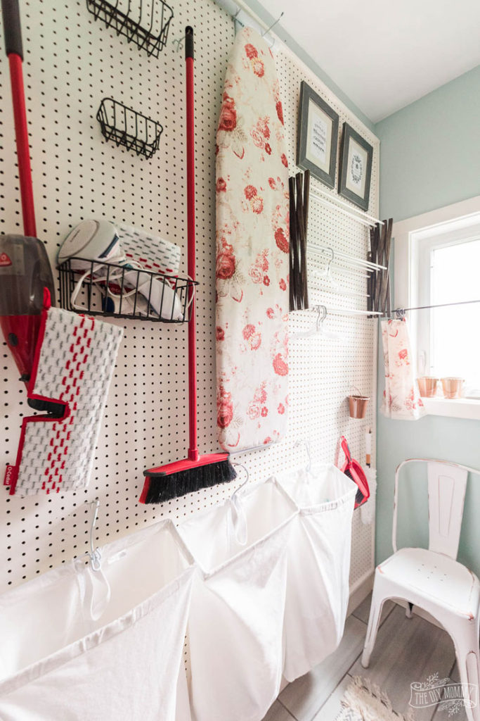 5 Easy Ways to Keep Your Laundry Room Safe & Organized