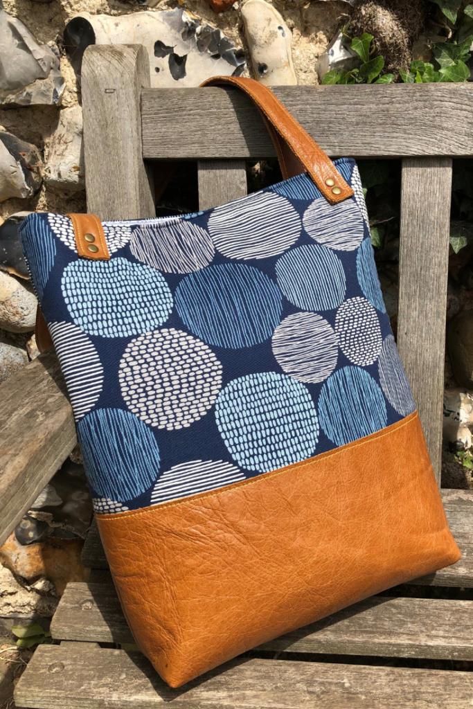 Как сшить стильную сумку своими руками