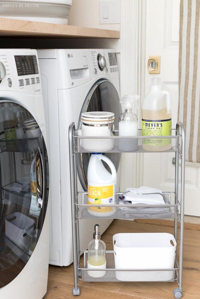 Идеи организации домашней прачечной