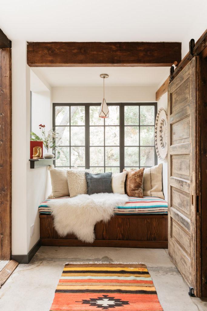 Уютный дом в стиле современного ранчо