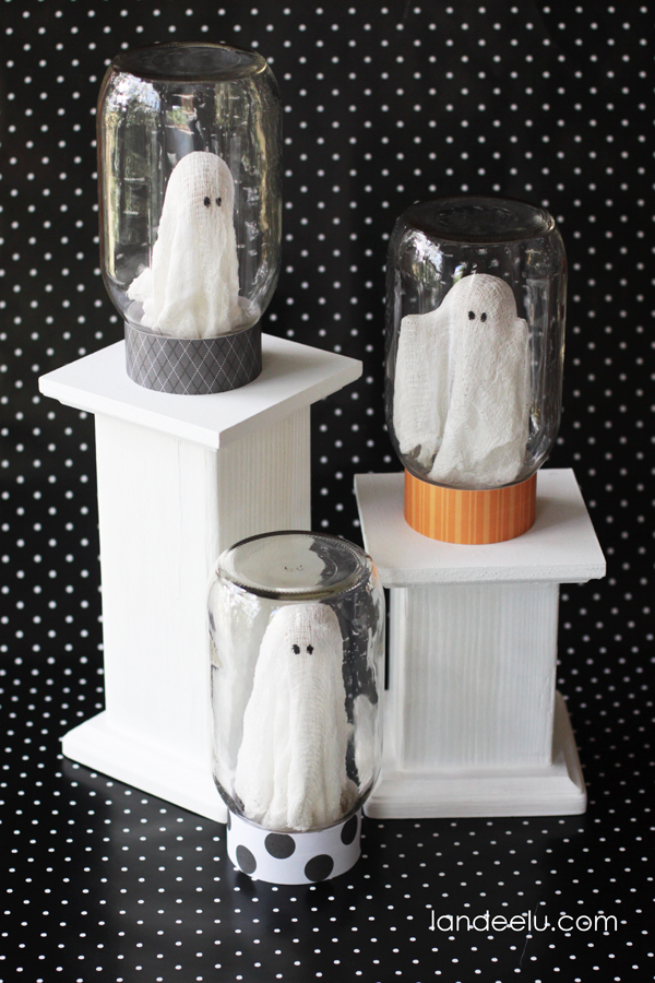 Поделки на Хеллоуин