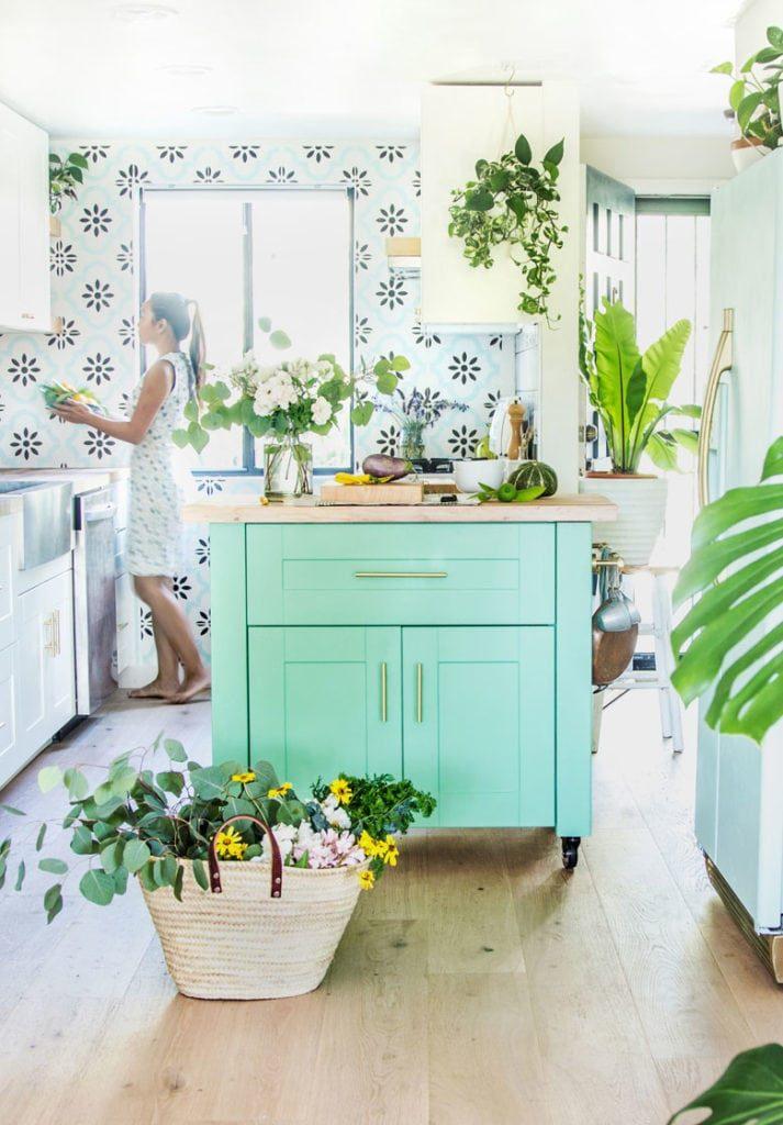 IKEA HACK: Кухонный остров своими руками